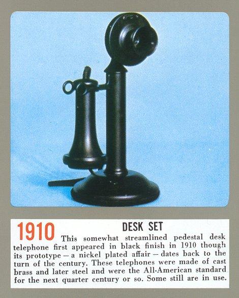 1910   DESK ...