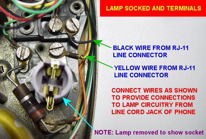 Princess Rotary Phone Wiring Diagram | Wiring Diagram on